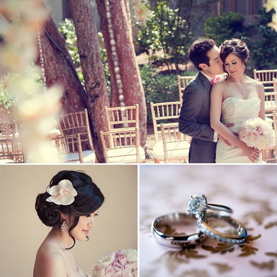 Charming Pasadena Wedding