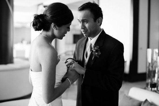 Redwood City Sofitel Hotel Wedding