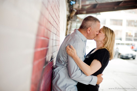 Jessamy and Ken Engagement Session - Lily Kesselman New York Wedding Photographer