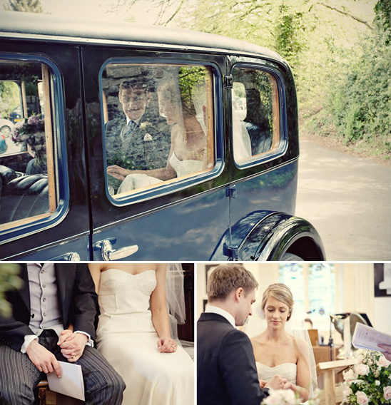 London Garden Wedding