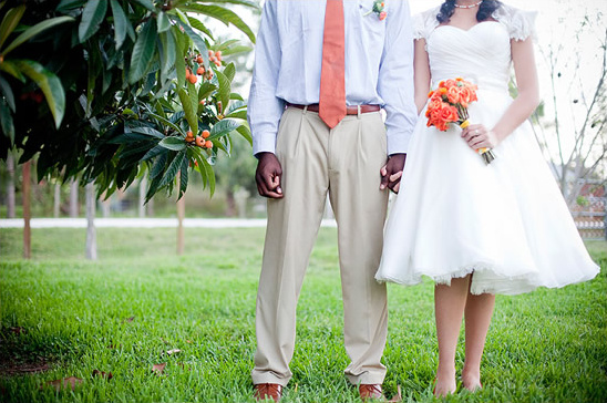 Citrus Inspired Wedding Ideas