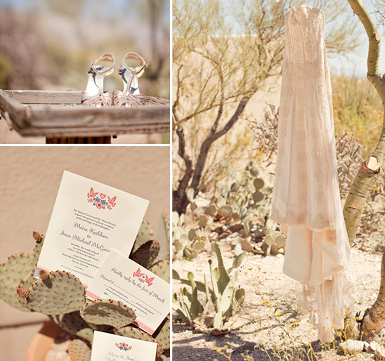 An Arizona Desert Wedding