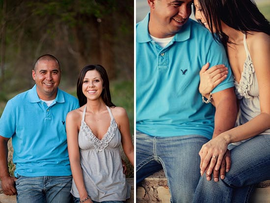 Sweet West Texas Love - Angelica and Gabe
