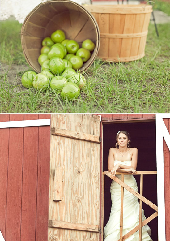 Laura and Christian- Day After Session, sneak peek. Vintage/Farm