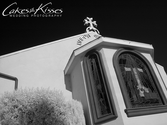 Intimate Real Wedding in Glendale, CA by Cakes and Kisses Wedding Photography