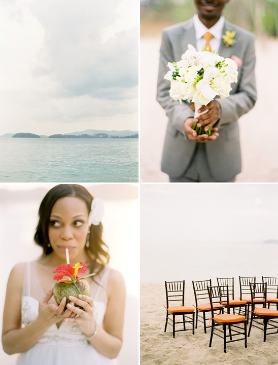 Costa Rica Wedding From Jose Villa Photography Part I