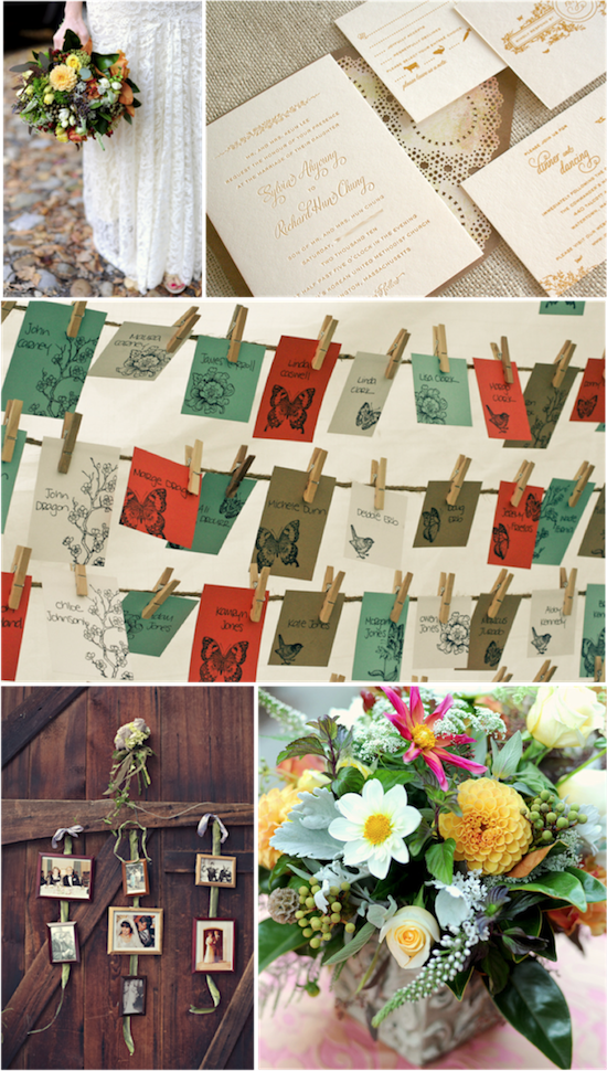 Rustic Inspiration | Holly Heider Chapple Flowers