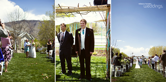 Backyard Wedding Done Right | Boston Photographer