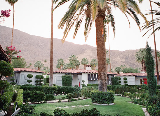 Palm springs modern wedding venue viceroy palm springs modern wedding venue junglespirit Image collections