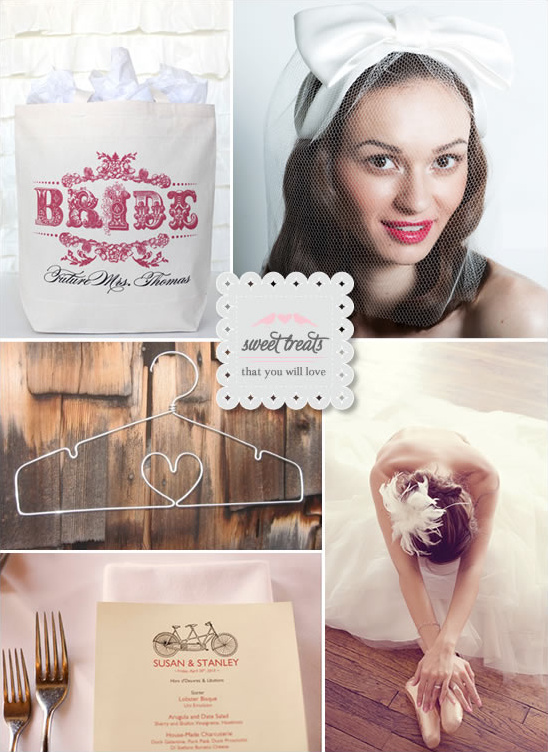 Sweet Treats + Ballerina Bridals