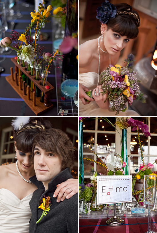Tres Chic Geek Wedding Ideas
