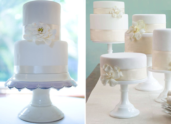 Stylish Cake Stands