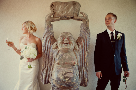 Palm Springs Wedding Filled With Vintage Charm