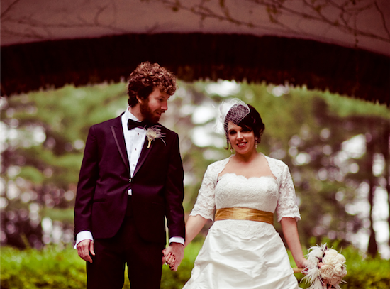 Vintage Wedding | Alexandra Roberts Photography