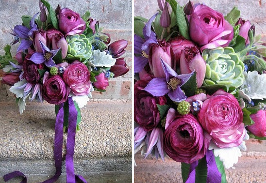 Wedding Flower Ideas From Denise Fasanello