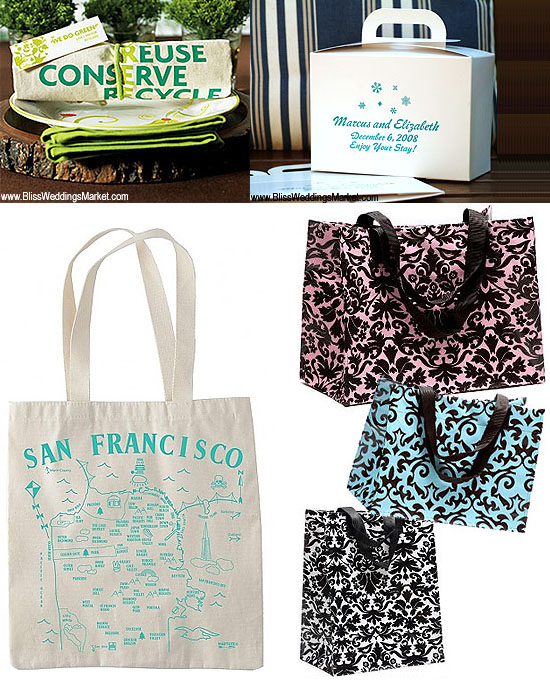 OOT Bags (Out-of-Town Bags for Wedding Guests)