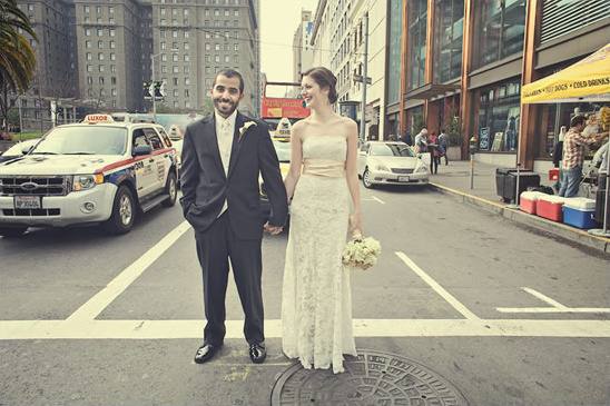 San Francisco Cosmopolitan Wedding