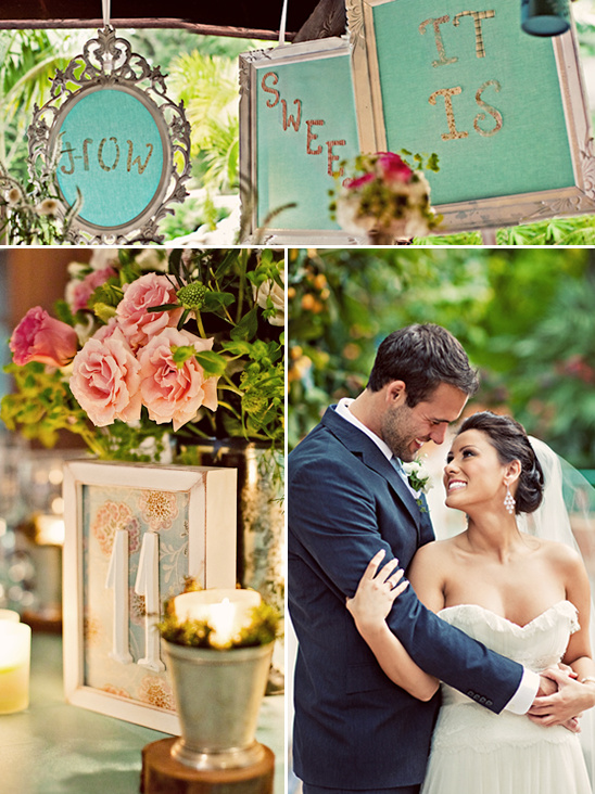 Rancho Las Lomas Shabby Chic Wedding