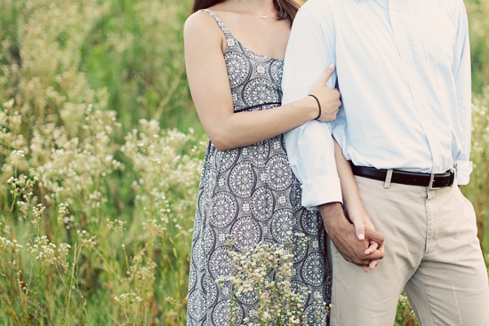 Summer Lovin' - Williamsburg VA Engagement Photography