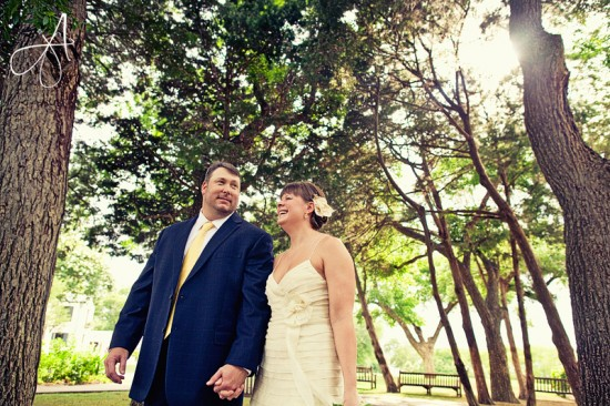 The Dallas Arboretum - Leigh and Daren