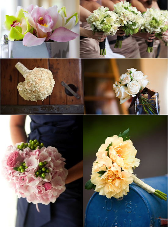 New England Floral Inspiration