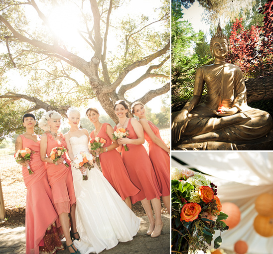 Malibu Canyon Indie Wedding
