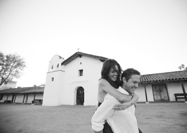 A Santa Barbara Love Story: Destiny and David
