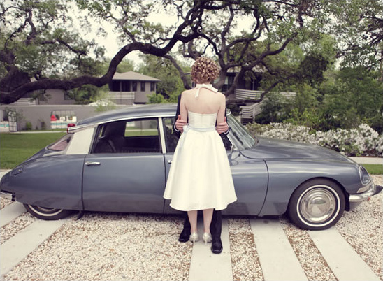 Austin Elopement At The Hotel Saint Cecilia