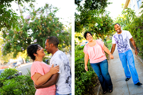 Sacramento Engagement Session by The Memory Journalists - Ever Smiling...