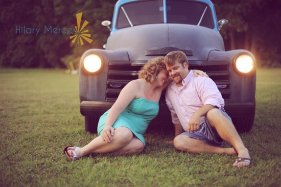 erin + brandon are engaged | raleigh wedding photographer
