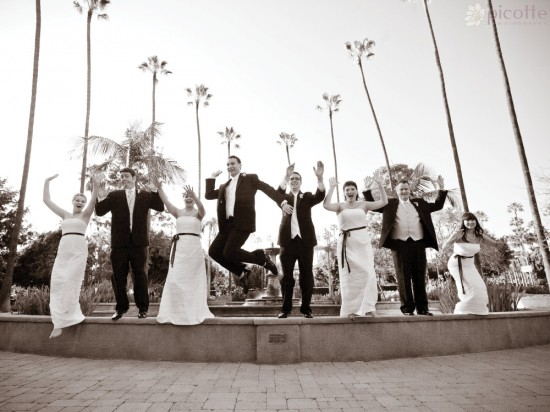 A Beverly Hills Wedding . Picotte Photography
