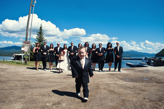 The mountain wedding of Chila and Ryan - Keri Doolittle Photography