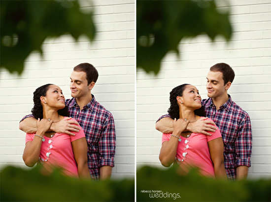 Latasha and Jordan | Connecticut Engagements