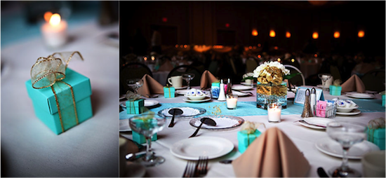 A Tiffany Blue Wedding | Amy Rae Photographyny