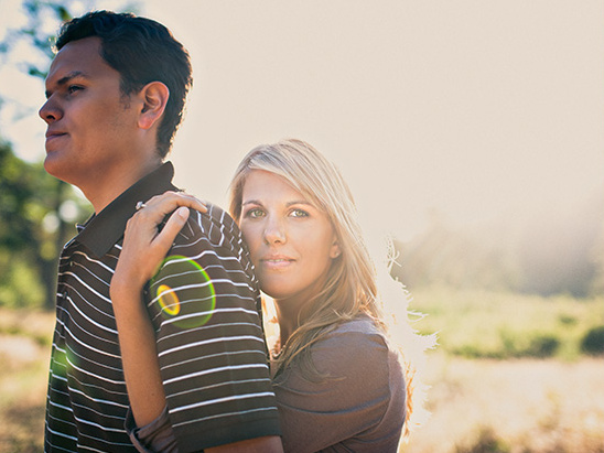Engagement Session - Julian, CA