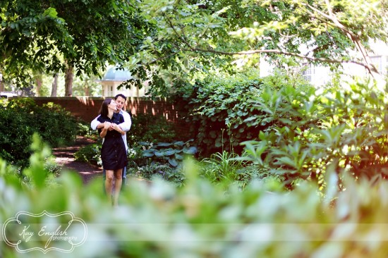 Princeton, NJ Engagement Photoshoot