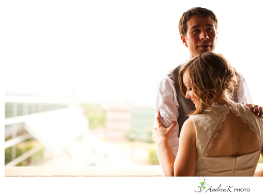 Denver, Colorado Wedding - Curtis Hotel - Surrounded by Love