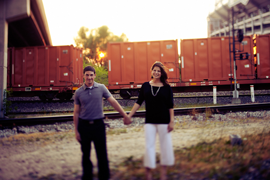 Jessie & Shawn's Baltimore Engagement Session