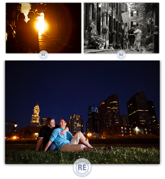 Boston Engagement Session | Richard Esposito