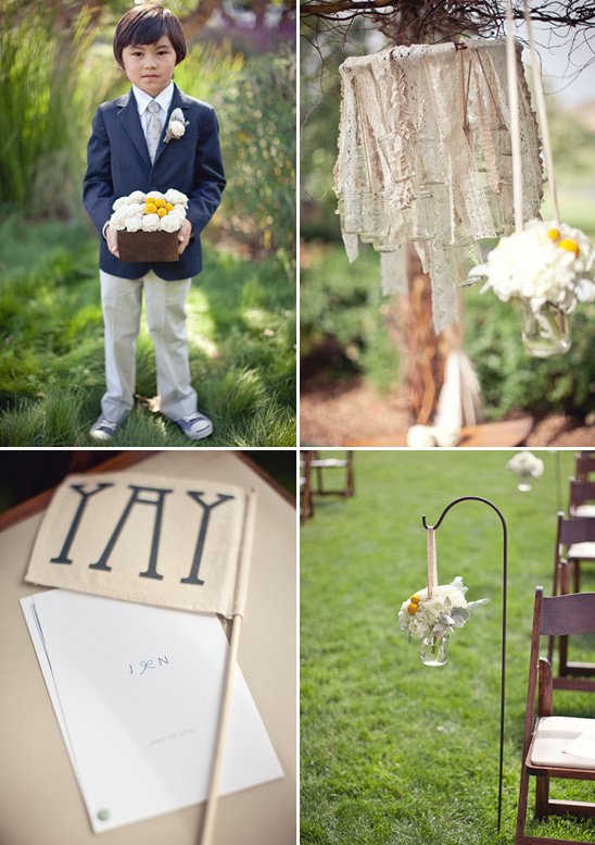 Whimsical & Feminine Orange County Wedding