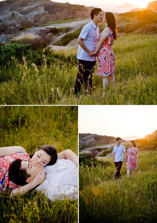 Irene + David | Carmel by the Sea Engagement