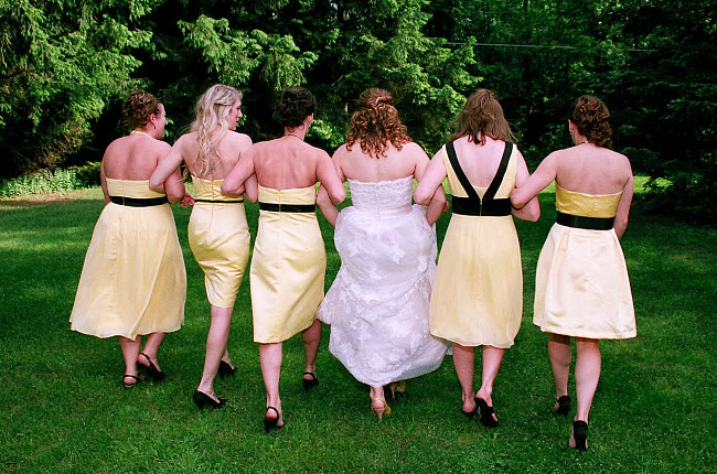 Dessy Group Bridesmaid Real Wedding Inspiration