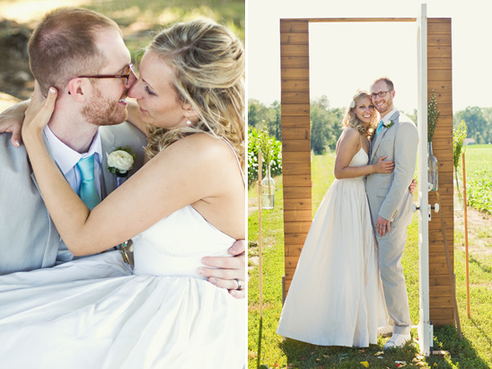 Michigan Farm Style Wedding