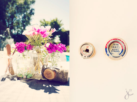 Handmade Backyard Wedding | Galt, CA
