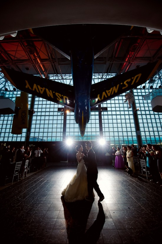 Real Wedding | Cradle of Aviation