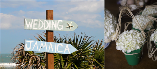 To The Beach! Wedding Inspiration