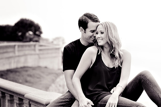 Palos Verdes, CA Engagement [Dave Richards Photography]