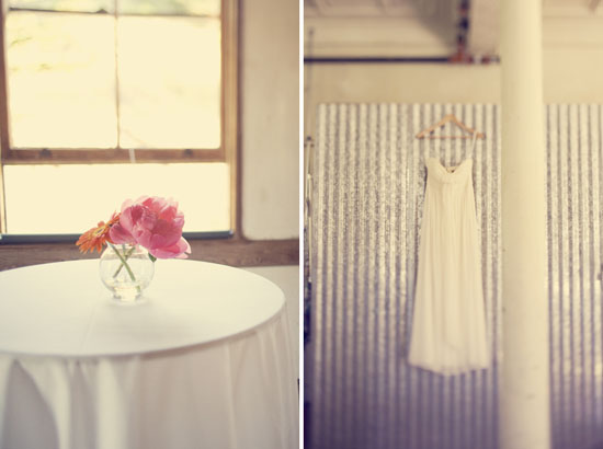 Green Wedding at Marin Headlands Center for the Arts by Kate Harrison Photography