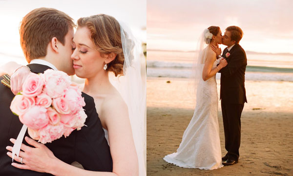 A Santa Barbara Wedding Album: Erica and Mario