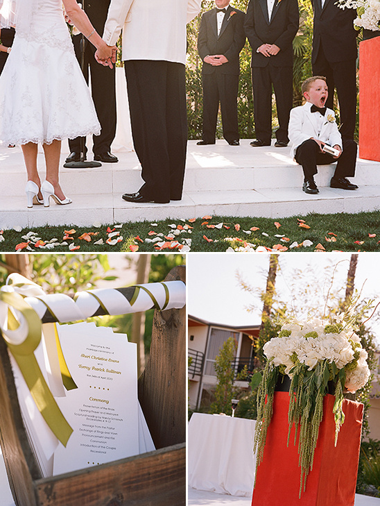 Retro Palm Springs Wedding